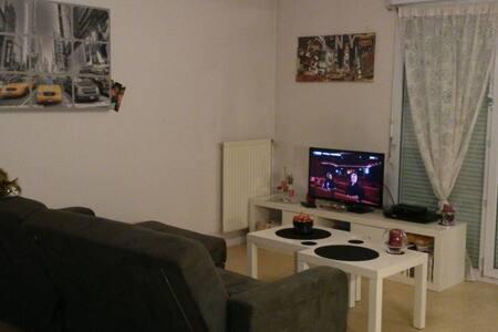 Chambre/Appartement près du Zenith - Saint-Herblain - Huoneisto