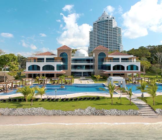 Apto de lujo frente Playa Bonita, Ciudad de Panamá
