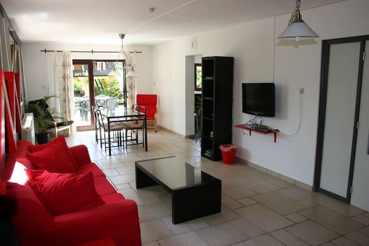 Appartement au bord de la rivière - Esneux - Apartmen