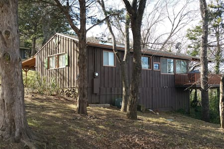 Driftwood Cottage At Lake Texoma - Pottsboro - Chatka
