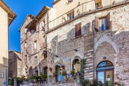 an old piece of paradise - assisi - Apartment