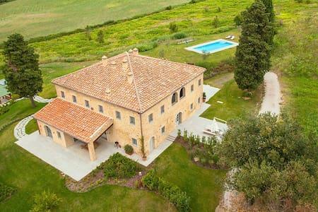 Relax e comfort  - Castelfalfi - Casa