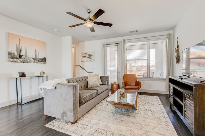Relax in comfort | 1BR in Fort Worth