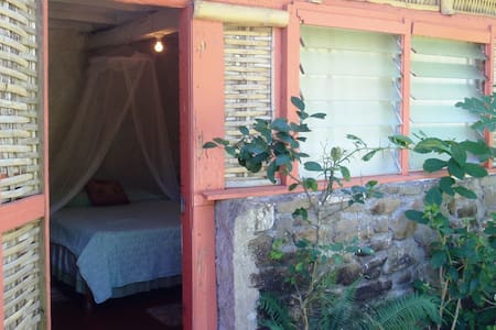 Single Room in 17th Cent. Renovated-Pirate Fort - Robins Bay, St. Mary, Jamaica - Szoba reggelivel