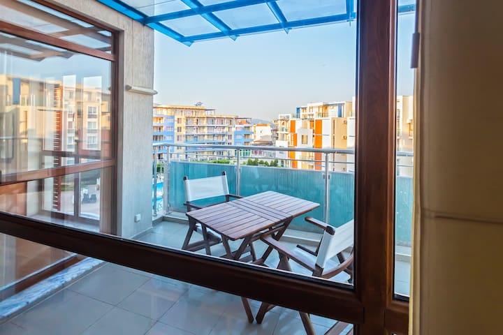 Apartment Sun City 1-  Sunny Beach