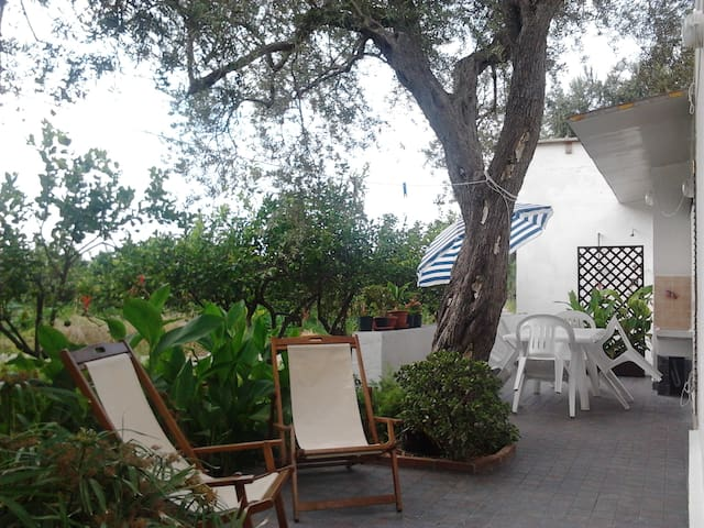 Casa Vacanze Mare Capo D'Orlando - Brolo - Casa