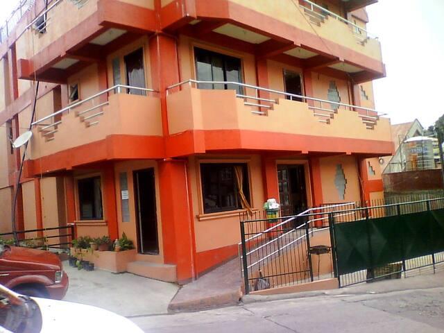 Basement 2 #7,PalmaBaguioCity(2pax) - Baguio - Lägenhet