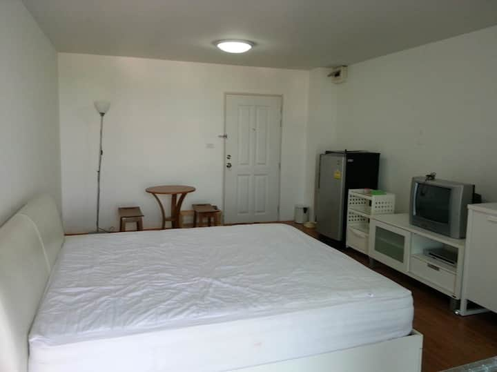 A studio room in great location