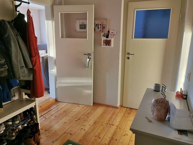 Gemütliche, stillvolle Wohnung in gohlis Nord