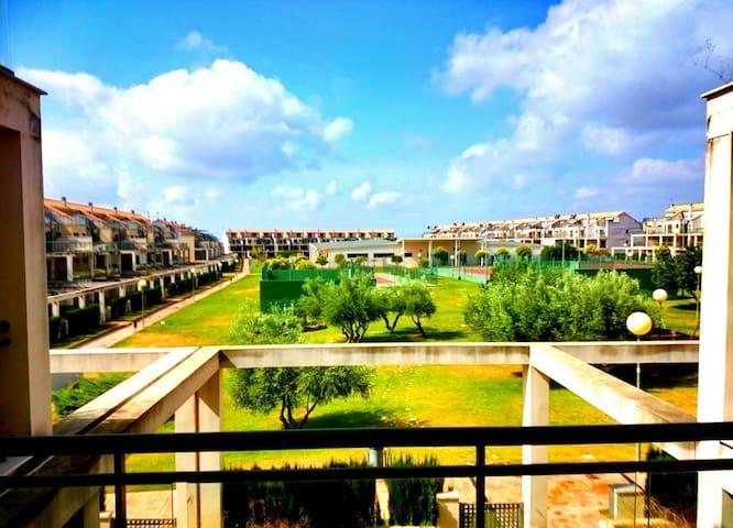 Apartamento 3 habitaciones club de golf !! - Sant Jordi - Apartamento