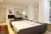 Livingroom / Sofabeds