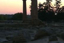 la valle dei templi tempio di Giunone