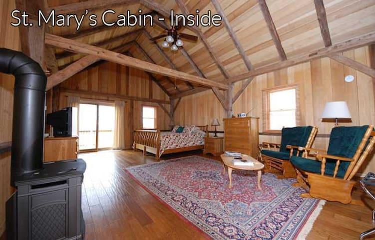 St Mary's Cabin - Vesuvius - Bed & Breakfast