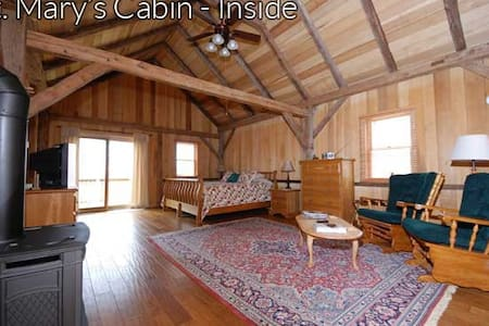 St Mary's Cabin - Vesuvius - Bed & Breakfast