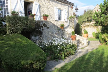 vallée de la Dordogne quercynoise - Bétaille - Hus