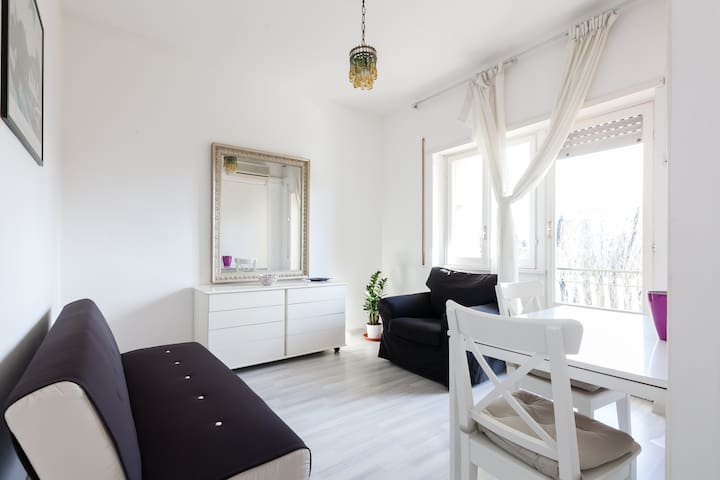 I due ponti : Lovely apartment in rome