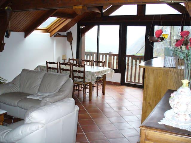 gite Montmajou - Cier-de-Luchon - House