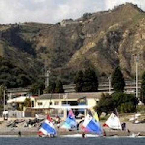 pace/tranquillità in riva al mare 4 - Messina