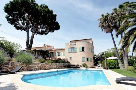 Villa Antoline Bed and Breakfast - Cagnes-sur-Mer