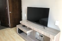 Tv second room