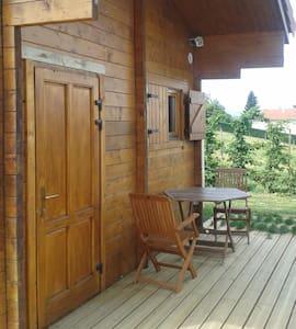 Gite Chalet loisirs Parc PILAT - Farnay