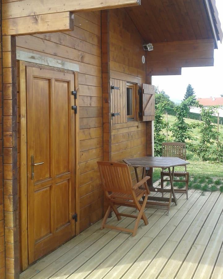 Chalet loisirs au calme  panorama 180°, Parc PILAT