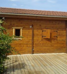 Gite Chalet loisirs Parc PILAT - Farnay - Alpstuga