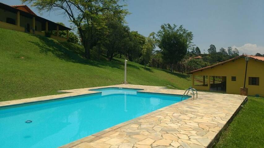 Sitio Guararema Três Marias Para Temporada
