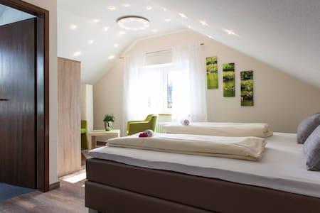 Doppelzimmer im Wein & Wohngut Paulushof