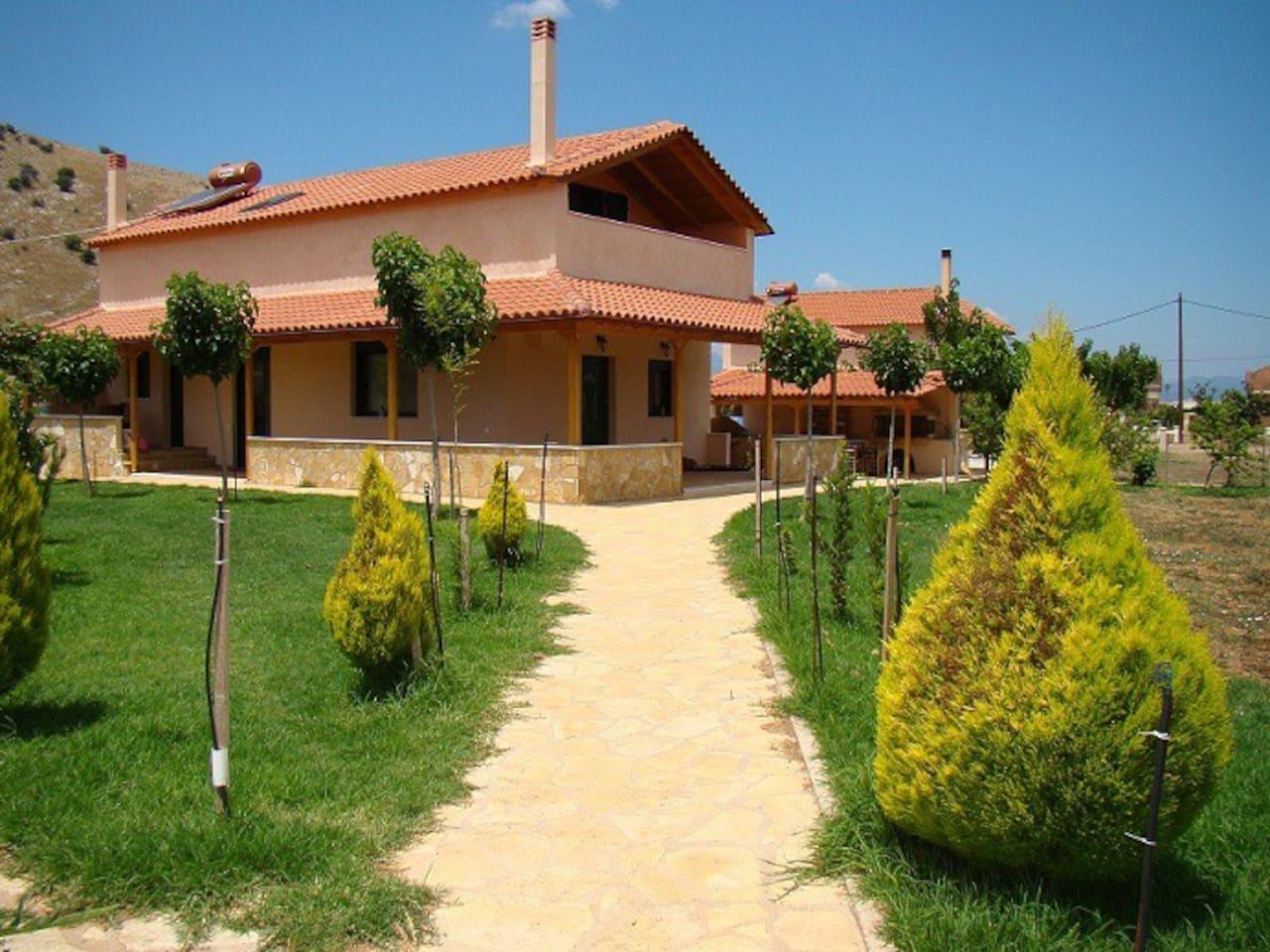 Agrotourism vacation Greece,Nafplio