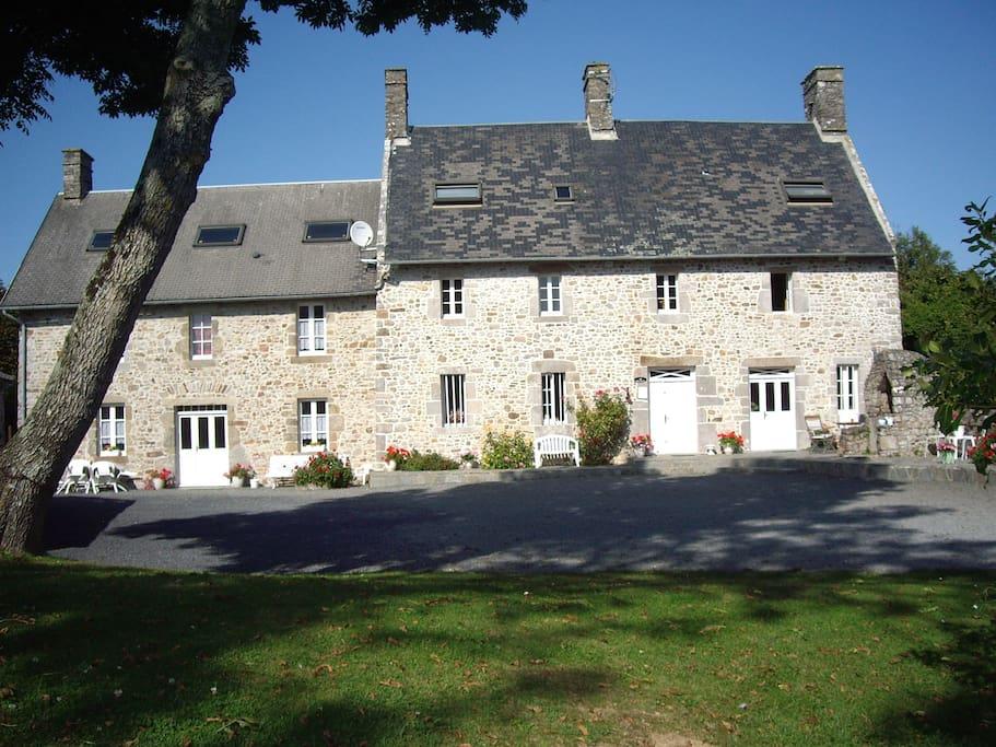 La maison du pois de senteur chambres d 39 h tes louer - Chambre des notaires de basse normandie ...