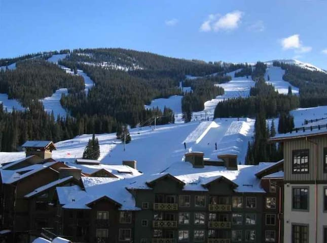 1 bedroom 4th floor Passage Point - Copper Mountain