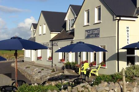 Superior 4 Bed Family @Doolin Inn - Doolin, Co. Clare - Bed & Breakfast
