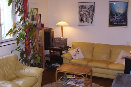 charmant appartement plein pied - Laslades