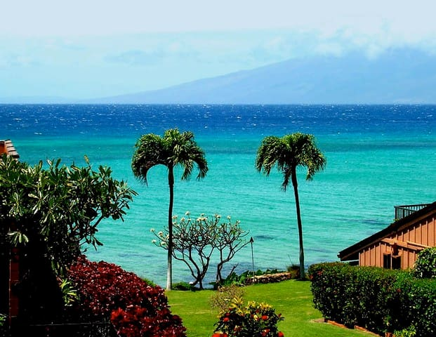 Ocean View Condo, West Maui Resort - Lahaina