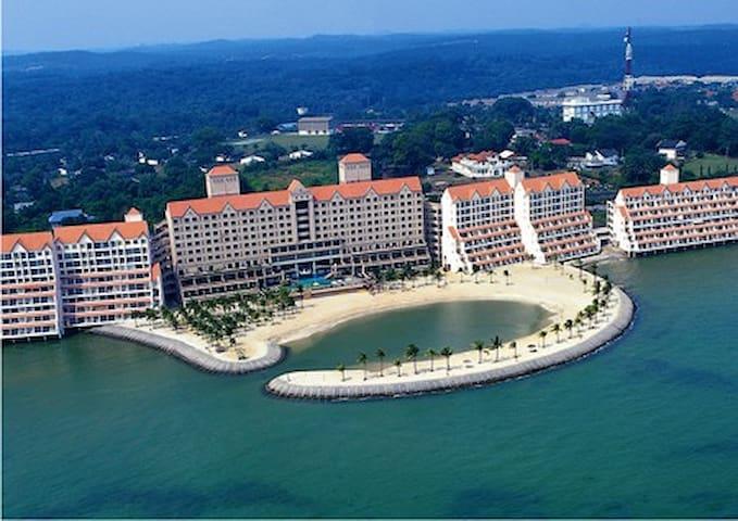 PD Paradise Lagoon Apartment