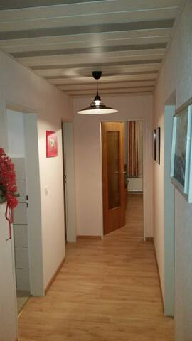 Messewohnung im Großraum Hannover - Seelze - Apartment