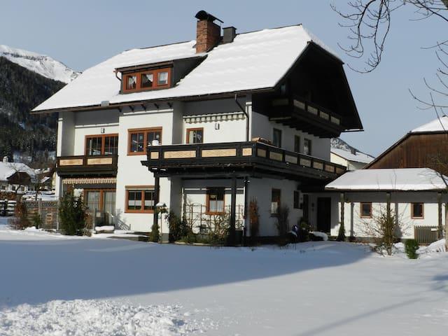 Schönes Wohnen im historischen Ort - Mauterndorf