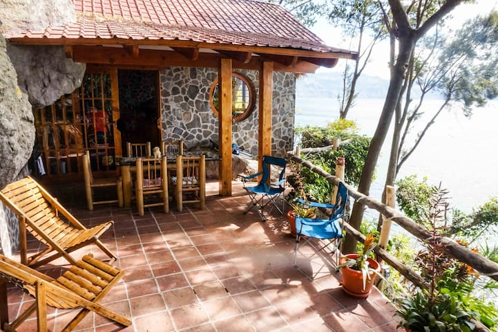 Casa en la Piedra (main house) - Jaibalito - Talo