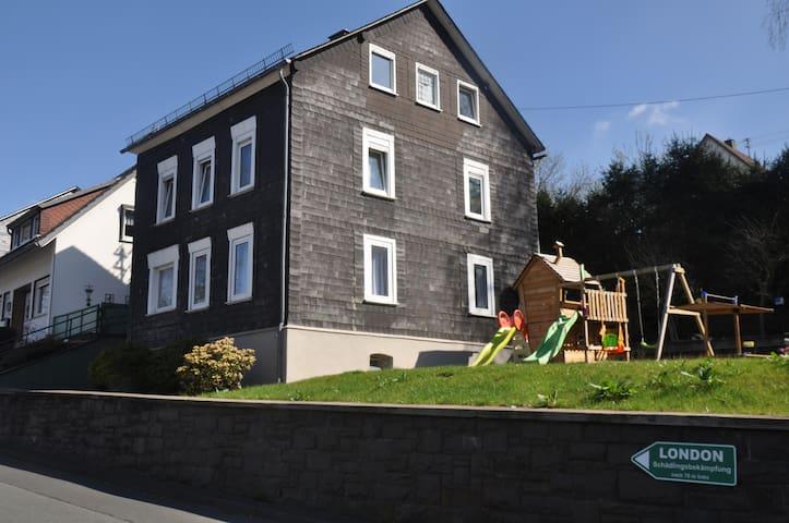 Ferienwohnung in Siegen - Siegen - Apartamento