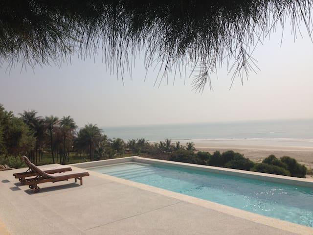 Belle villa avec vue sur l'océan et piscine - Cap Skirring - Talo