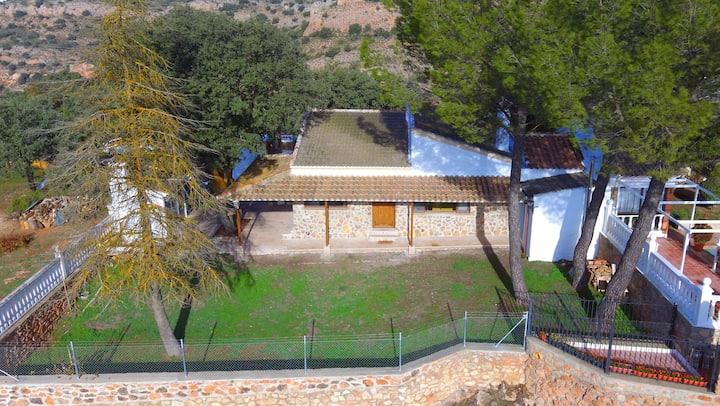 """"""" Casa Rural en un mirador con excelentes vistas"""""""