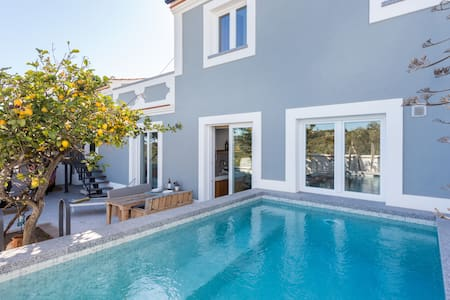 Brandnew cozy village house with swimming pool