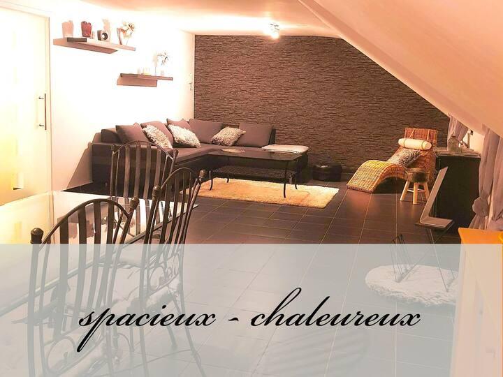 ''Appartement entre Malmedy et Bütgenbach'