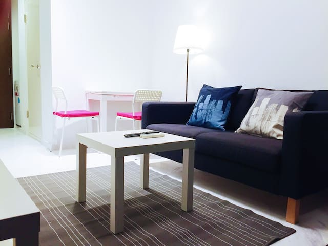 7min walk to Outram MRT,Modern 1BR with discount07 - Singapore - Lyxvåning