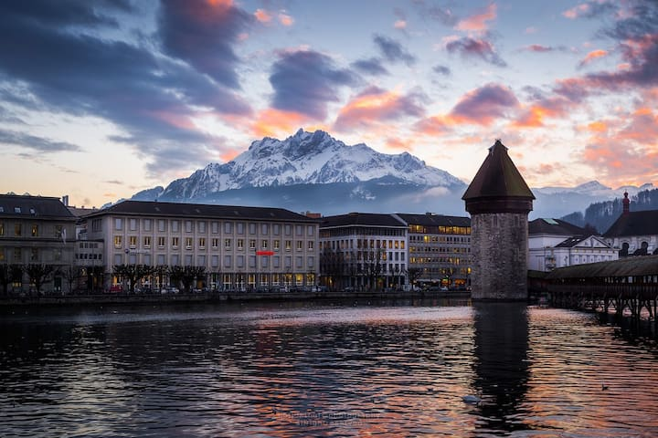 Best price in Lucerne - Lucerne - Lägenhet