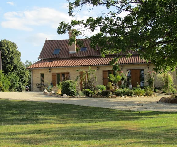 ***GITE LE MAINE D'AUTANA *** 3*** - Saint-Sulpice-d'Excideuil - House