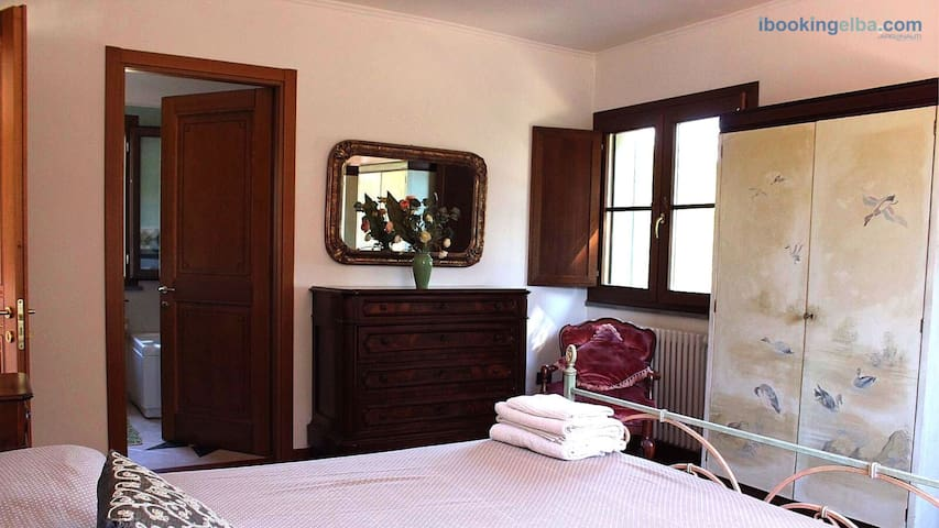 Villa Le Palme - Camera Matrimoniale