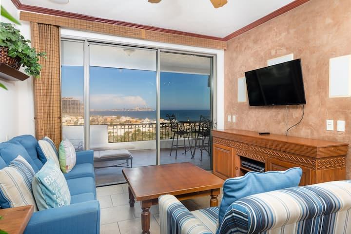 Popular Sandy Beach Condo with Ocean View