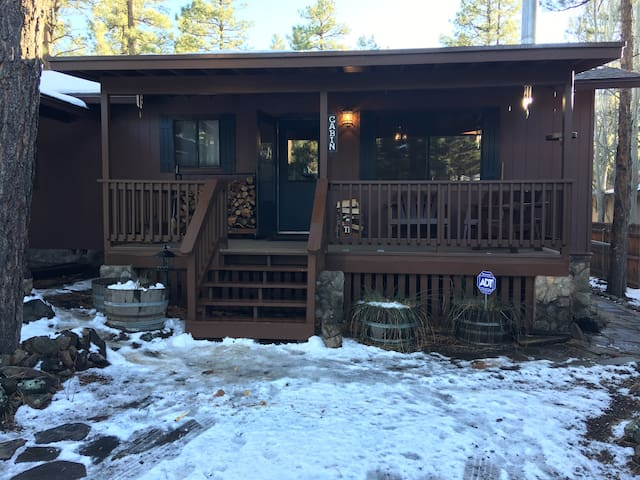 The Red Fox Chalet